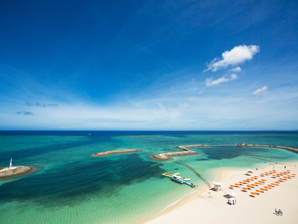環境省の水質調査で最高ランク「AA」判定された美しいビーチ(平成28年度調査)