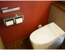 全室ウォシュレットトイレ完備