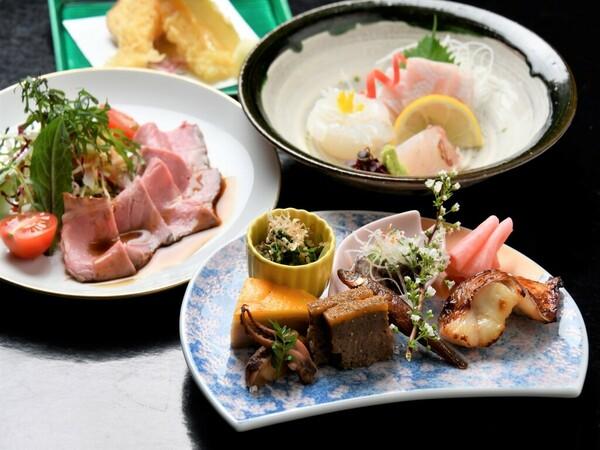 選べる夕食・日本料理/プレミアムコース