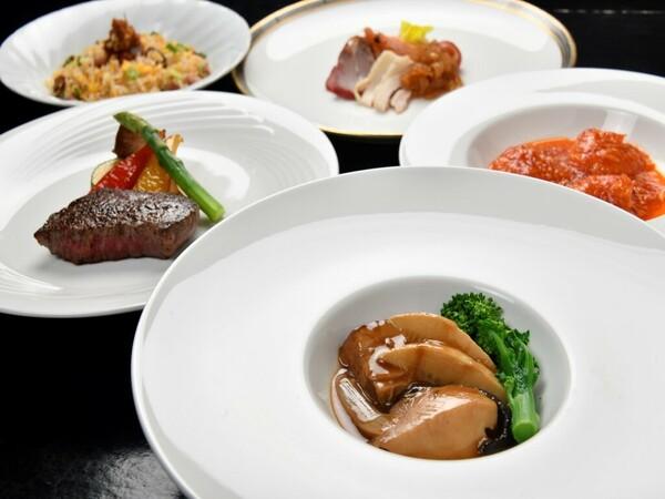 選べる夕食・中国料理/プレミアムコース