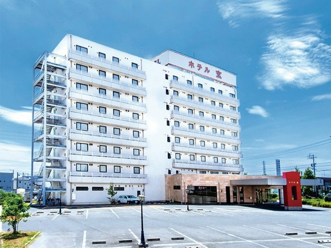 ホテル玄浜松インター