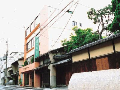 シティーペンショントミーリッチイン京都