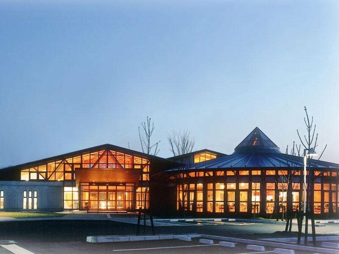 三木ホースランドパーク エオの森研修センター