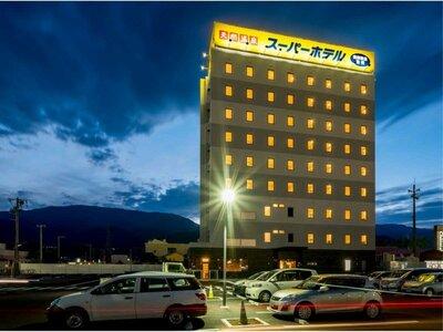 スーパーホテル山梨・南アルプス