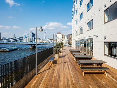 LYURO 東京清澄 by THE SHARE HOTELS