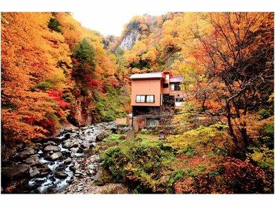 日本秘湯を守る会【公式WEB専用】滝見屋
