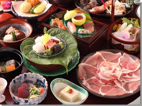 【季節の和食会席】旬の食材をふんだんに♪和食の会席料理をお楽しみ下さい。