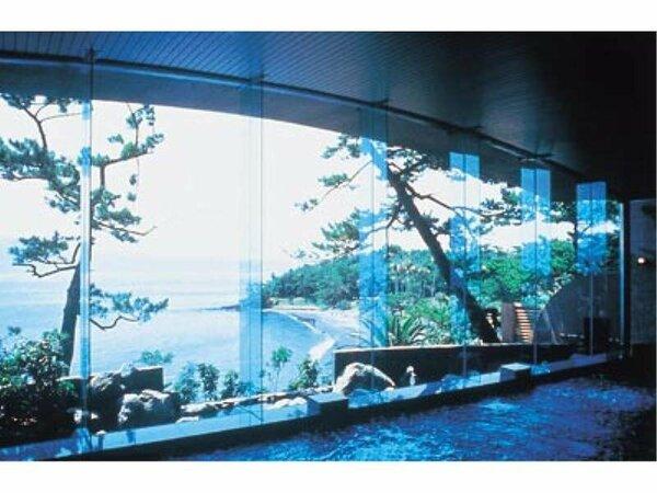 大浴場「眺望の湯」イメージ