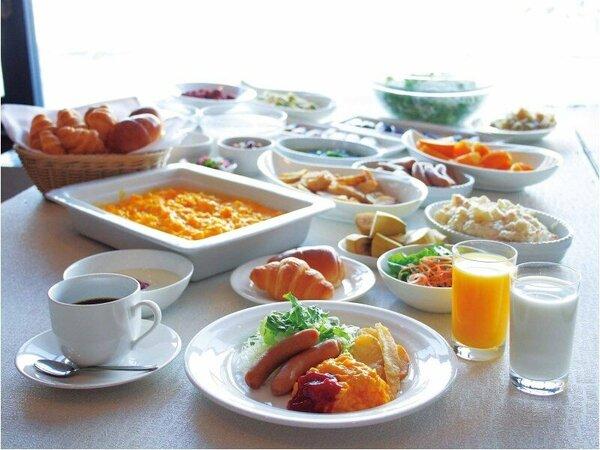 料理:朝食バイキング[イメージ]