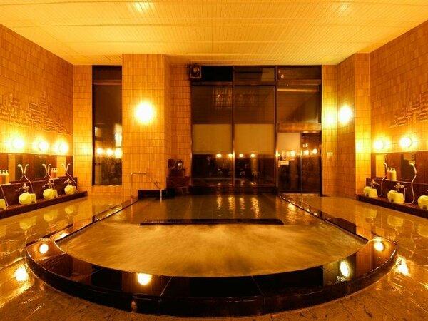 【本館大浴場】24時間営業しております。