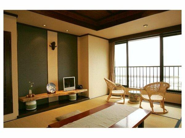 和室もリニューアル!清潔感あり、高級感あり、それでいてどこか懐かしい。そんな寛げる空間です。