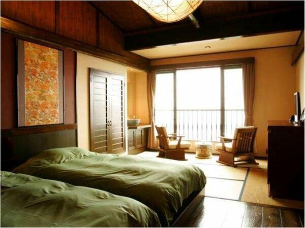 【客室一例】利島・神津・三宅・新島・式根はこちらのタイプです(インテリア等が異なります)