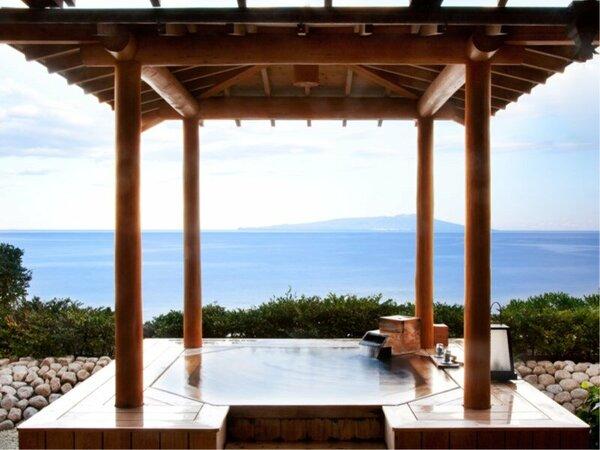 庭園露天風呂付き客室