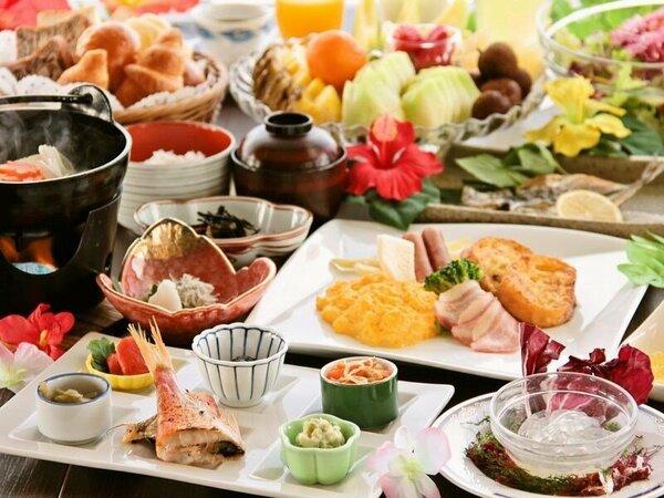 朝食ブッフェ(イメージ画像)