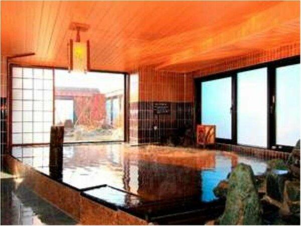 ■最上階大浴場【男性】15:00~翌10:00まで何度でもご利用可能です。