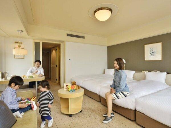 【Family Room】滞在のイメージ