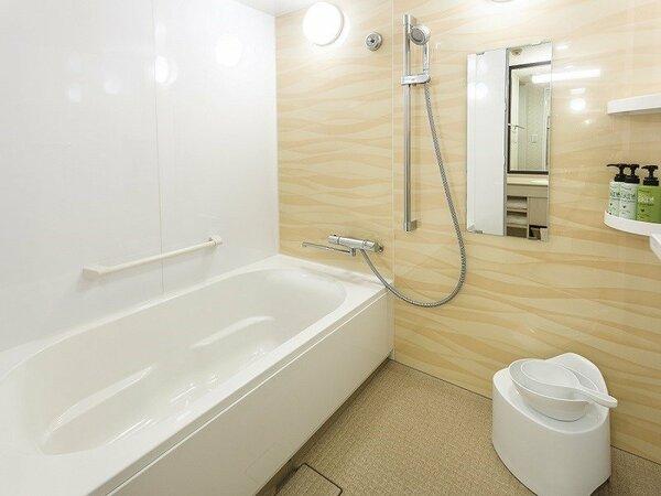 【ファミリー・プラス】洗い場付きバスルーム