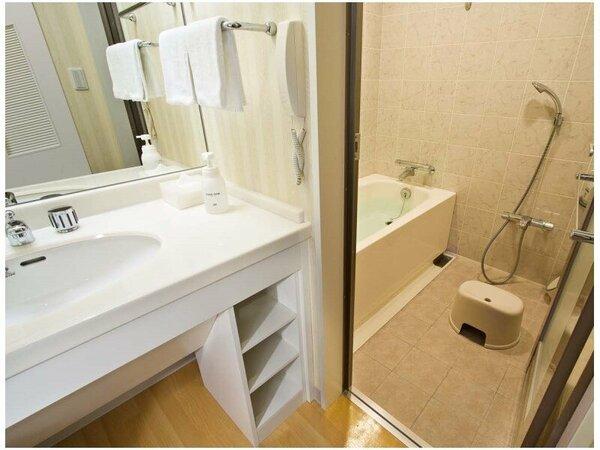 全室洗い場付きバスルーム(一例)