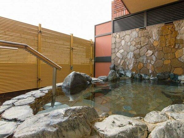 アパホテル<小松グランド>大浴場 露天風呂
