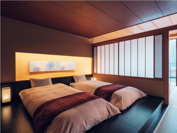 和室+ベッドルーム