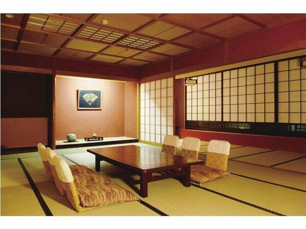 ゆらら本館「大部屋和室」20畳から15畳+4.5畳