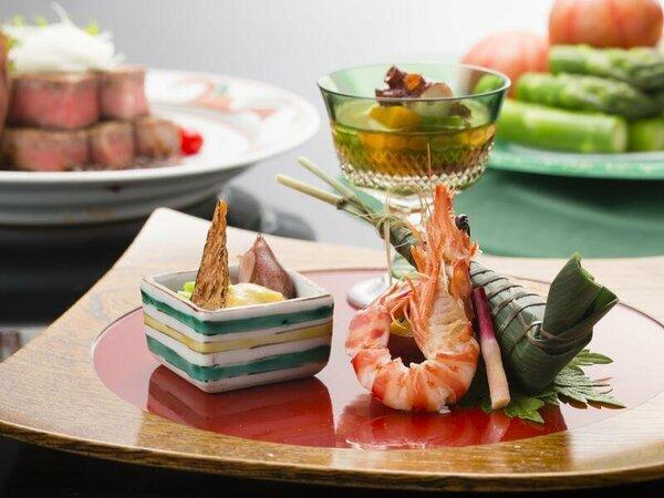 料理の一例(イメージ)アラカルト懐石(基本/食事処)