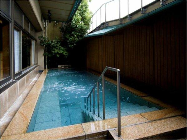 ■大浴場「九谷の湯処」(露天石風呂)