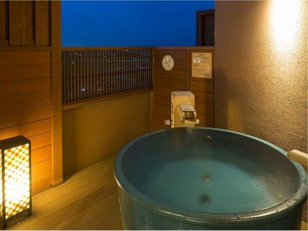天祥の館温泉露天風呂付スイート客室