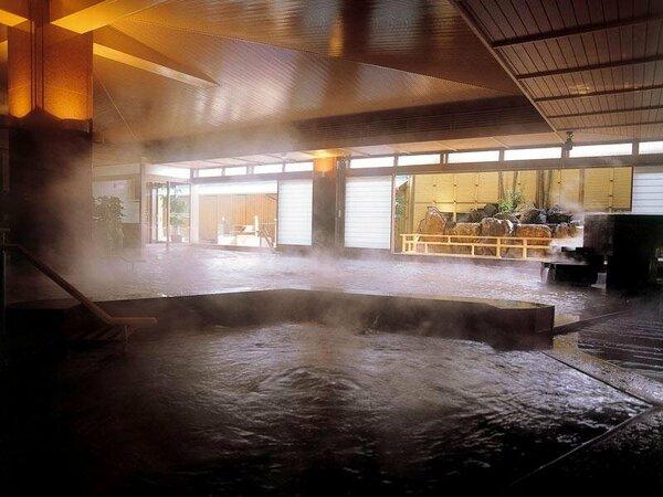 ■大浴場「九谷の湯処」(内湯)
