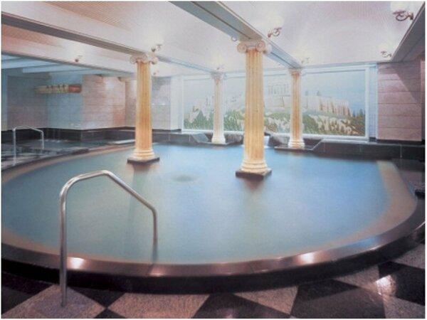 ご婦人大浴場「ギリシャ神殿」ご利用時間:13:00~10:00