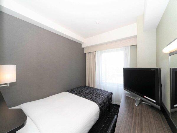 シングルルーム / 9平米 / ベッド幅120cm×1台