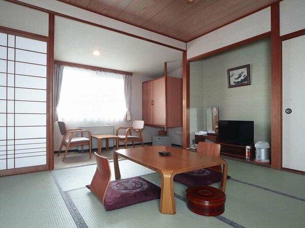 「望洋館」客室の一例