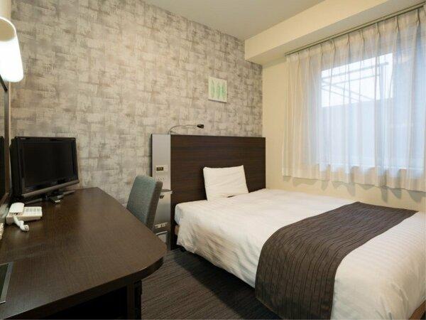 【ダブルエコノミー】ベッド幅140センチ◆広さ12平米