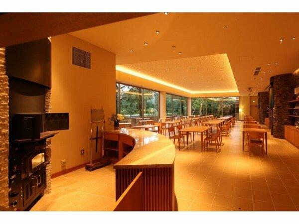 【館内案内】2014年夏OPEN!石窯レストラン 『MON』
