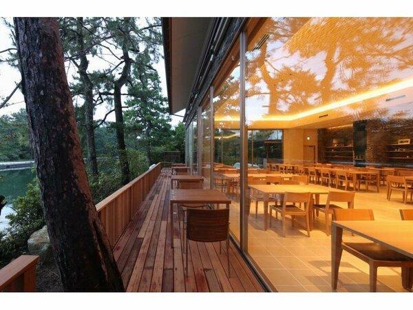【プランイメージ】お食事場所のご紹介 2014年夏OPEN 石窯レストラン 『MON』