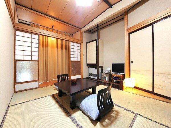 基本サービスは他と同じで、安価に利用できる部屋。周辺観光に予算をかけ宿泊代をおさえたい方に人気あり。