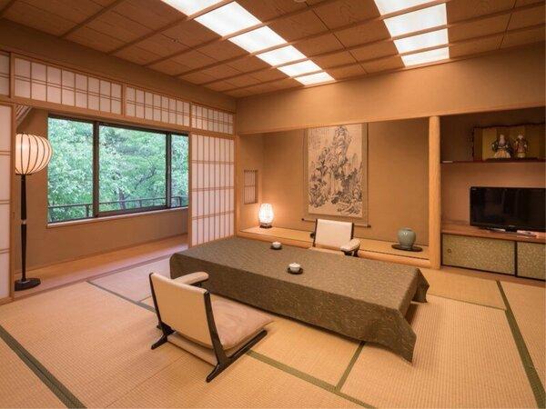 【特別室】和室クラウンスイート 12.5畳+5畳