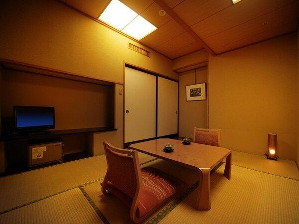 【愛隣館に1番安く泊まれる和室】 花かんむり6畳