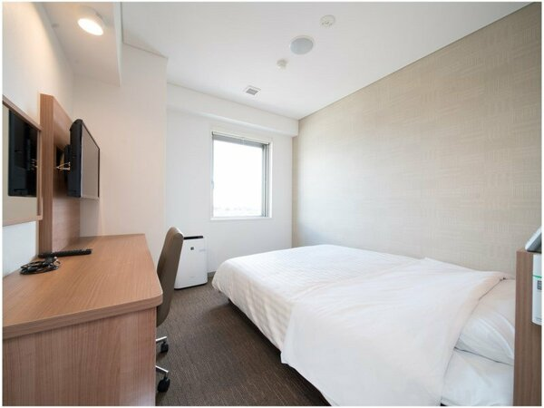 ◆スタンダードルーム(一例) 150cm幅ワイドベッドを備えたお部屋です