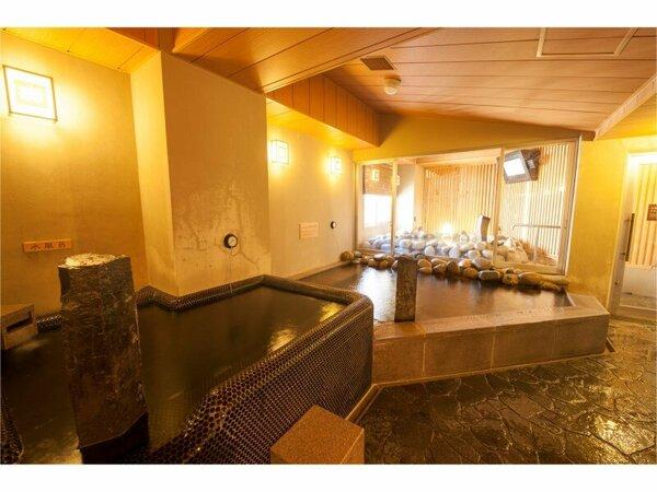 天然温泉「けやきの湯」 男性大浴場