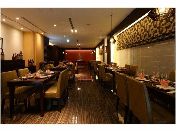 【レストラン】「中国料理レストラン 鳳凰」料理長の繊細で優しい中国料理を心ゆくまでお楽しみください