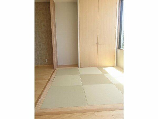 和洋室 和室スペース