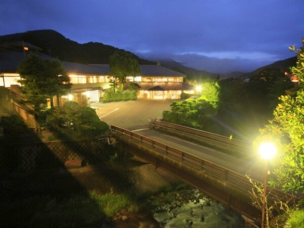 【施設】里山の別邸(外観)