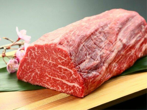 *フィレ肉 素材の良さを味わい下さい