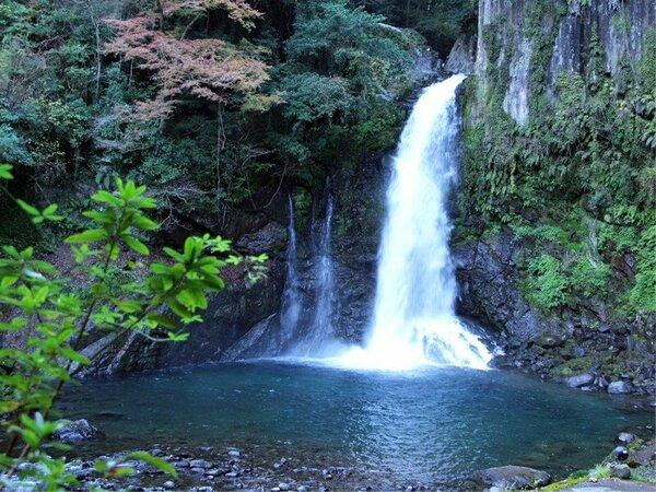 *河津七滝でも最大級の『大滝』