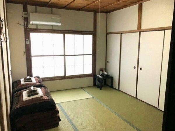 """お部屋から国宝""""浄土寺""""が見えます!冷暖房完備。貸タオル、歯ブラシ付き。USB付きコンセントあります"""