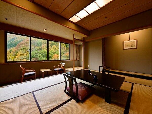当館人気の和室10~12畳の客室イメージ