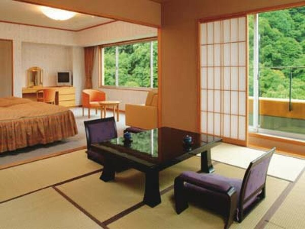 特別室禁煙和室10畳+洋間27平米