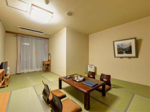 *【山側和室(一例)】お部屋から琵琶湖は望めませんが、ほっこりできる和室のお部屋♪