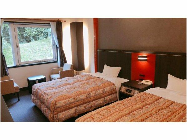 ホテル洋室(ツインルーム)
